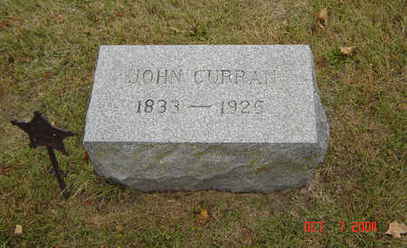 CURRAN, JOHN - Delaware County, Iowa   JOHN CURRAN