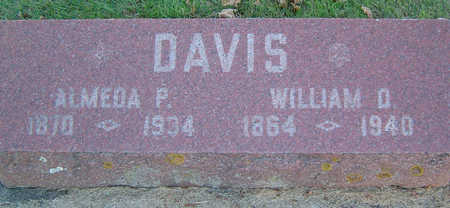DAVIS, WILLIAM D. - Delaware County, Iowa | WILLIAM D. DAVIS