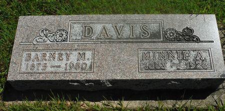 DAVIS, BARNEY MOSES - Delaware County, Iowa | BARNEY MOSES DAVIS