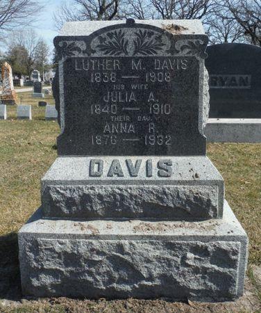 DAVIS, JULIA A. - Delaware County, Iowa | JULIA A. DAVIS