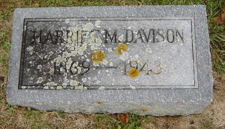 MADISON DAVISON, HARRIET - Delaware County, Iowa | HARRIET MADISON DAVISON