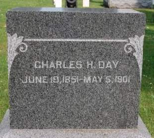 DAY, CHARLES H. - Delaware County, Iowa | CHARLES H. DAY