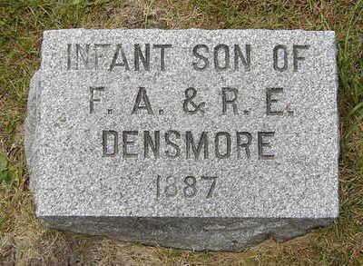 DENSMORE, INFANT SON - Delaware County, Iowa | INFANT SON DENSMORE