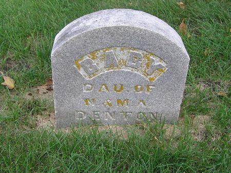 DENTON, DAU. - Delaware County, Iowa | DAU. DENTON