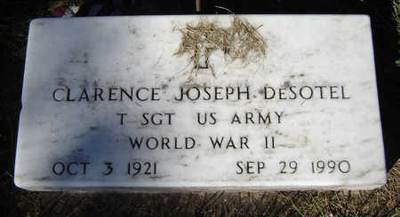 DESOTEL, CLARENCE JOSEPH - Delaware County, Iowa | CLARENCE JOSEPH DESOTEL