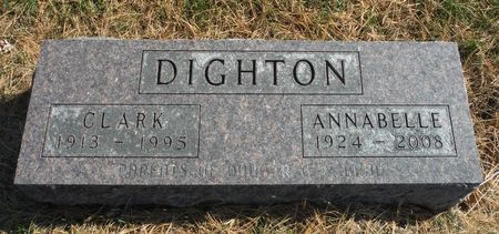 PETTLON DIGHTON, ANNABELLE - Delaware County, Iowa | ANNABELLE PETTLON DIGHTON