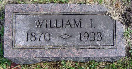 DILGER, WILLIAM IRWIN - Delaware County, Iowa | WILLIAM IRWIN DILGER