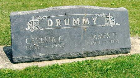 DRUMMY, CECILIA E. - Delaware County, Iowa | CECILIA E. DRUMMY