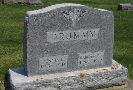 DRUMMY, MARGARET E. - Delaware County, Iowa | MARGARET E. DRUMMY