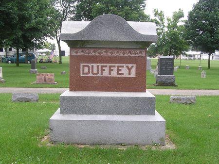 DUFFEY, FAMILY - Delaware County, Iowa   FAMILY DUFFEY