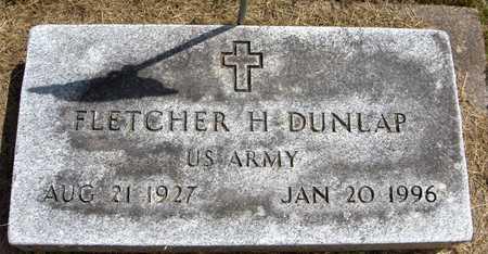 DUNLAP, FLETHER H. - Delaware County, Iowa | FLETHER H. DUNLAP