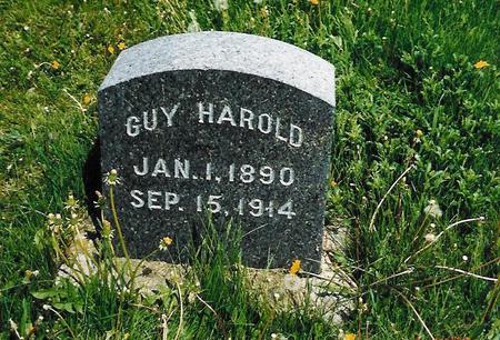 DUNN, GUY HAROLD - Delaware County, Iowa | GUY HAROLD DUNN