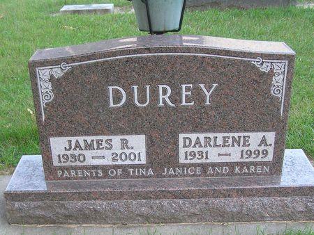 DUREY, JAMES R. - Delaware County, Iowa | JAMES R. DUREY
