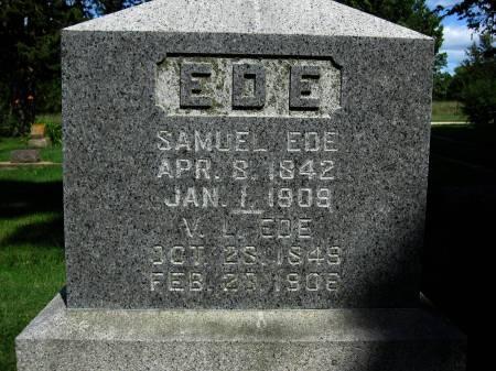 EDE, SAMUEL - Delaware County, Iowa | SAMUEL EDE