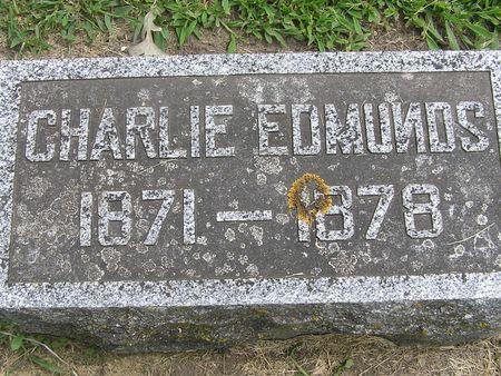 EDMUNDS, CHARLIE - Delaware County, Iowa | CHARLIE EDMUNDS
