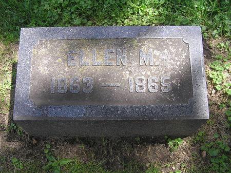 EDMUNDS, ELLEN M. - Delaware County, Iowa | ELLEN M. EDMUNDS