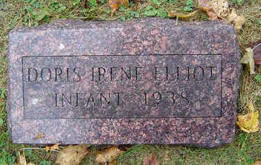 ELLIOT, DORIS IRENE - Delaware County, Iowa   DORIS IRENE ELLIOT