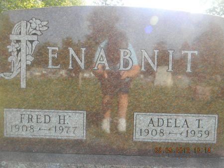 ENABNIT, FRED H. - Delaware County, Iowa   FRED H. ENABNIT