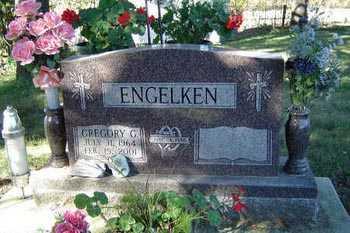 ENGELKEN, GREGORY G. - Delaware County, Iowa   GREGORY G. ENGELKEN