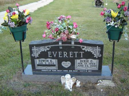 EVERETT, DIXIE G. - Delaware County, Iowa | DIXIE G. EVERETT