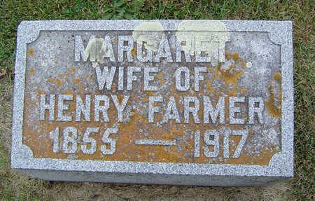 O'BRIEN FARMER, MARGARET - Delaware County, Iowa   MARGARET O'BRIEN FARMER