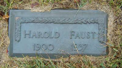 FAUST, HAROLD - Delaware County, Iowa | HAROLD FAUST