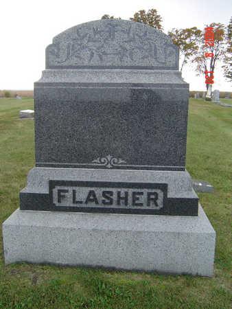FLASHER-SCHULTZ, FAMILY STONE - Delaware County, Iowa | FAMILY STONE FLASHER-SCHULTZ