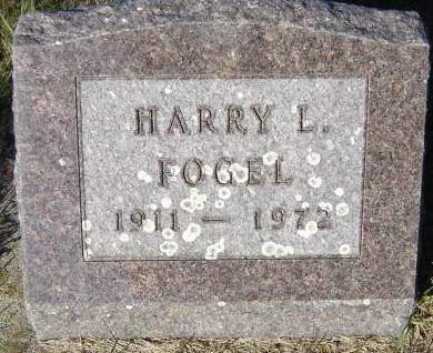 FOGEL, HARRY L. - Delaware County, Iowa | HARRY L. FOGEL