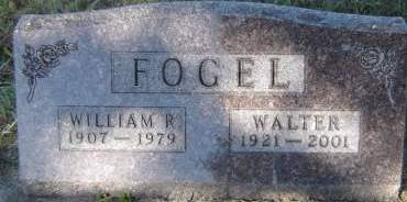 FOGEL, WILLIAM R. - Delaware County, Iowa | WILLIAM R. FOGEL