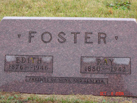 FOSTER, RAY - Delaware County, Iowa | RAY FOSTER