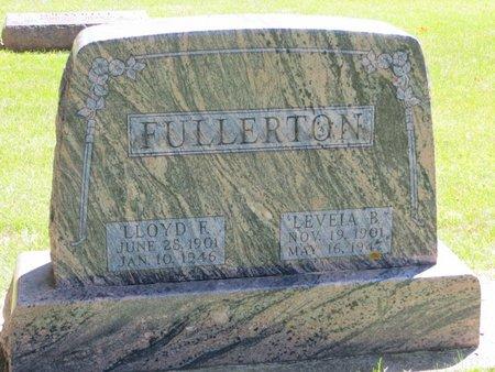 FULLERTON, LEVEIA B. - Delaware County, Iowa | LEVEIA B. FULLERTON