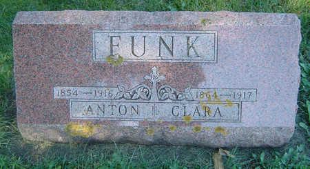 FUNK, CLARA - Delaware County, Iowa | CLARA FUNK