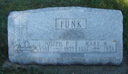 FUNK, JOSEPH P. - Delaware County, Iowa | JOSEPH P. FUNK