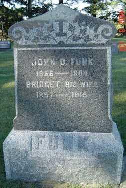 FUNK, BRIDGET - Delaware County, Iowa | BRIDGET FUNK
