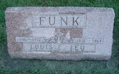 FUNK, LEO - Delaware County, Iowa | LEO FUNK