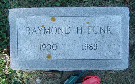 FUNK, RAYMOND H. - Delaware County, Iowa | RAYMOND H. FUNK