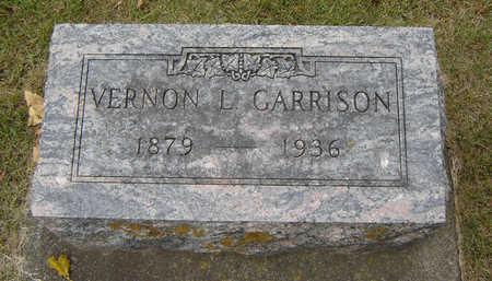 GARRISON, VERNON L. - Delaware County, Iowa | VERNON L. GARRISON