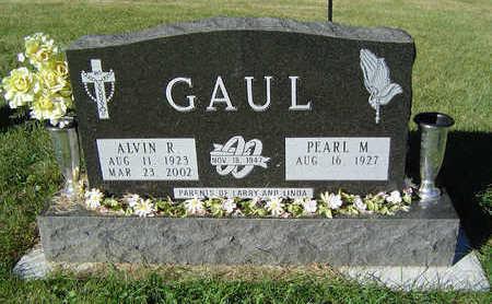 GAUL, ALVIN R. - Delaware County, Iowa   ALVIN R. GAUL