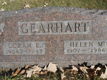 GEARHART, LORAN E. - Delaware County, Iowa | LORAN E. GEARHART