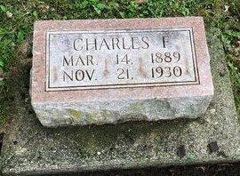 GIENAPP, CHARLES FREDERICK - Delaware County, Iowa | CHARLES FREDERICK GIENAPP
