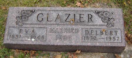 GLAZIER, EVA - Delaware County, Iowa | EVA GLAZIER
