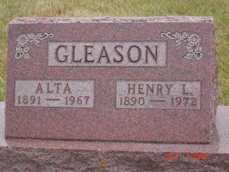 RECKER GLEASON, ALTA - Delaware County, Iowa | ALTA RECKER GLEASON