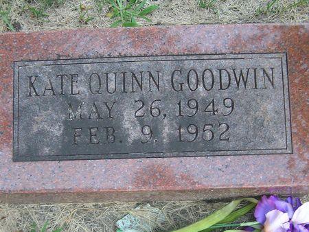 GOODWIN, KATE QUINN - Delaware County, Iowa | KATE QUINN GOODWIN