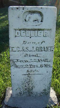 GRANT, DELLIE R. - Delaware County, Iowa | DELLIE R. GRANT