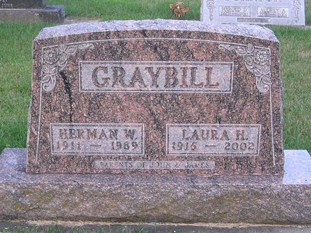 GRAYBELL, LAURA H. - Delaware County, Iowa | LAURA H. GRAYBELL