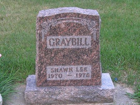 GRAYBILL, SHAWN LEE - Delaware County, Iowa | SHAWN LEE GRAYBILL