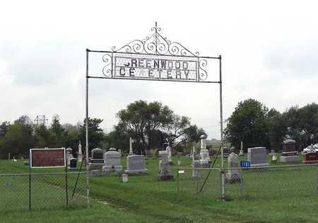 GREENWOOD, CEMETERY - Delaware County, Iowa | CEMETERY GREENWOOD