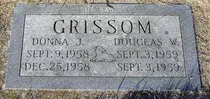 GRISSOM, DOUGLAS W. - Delaware County, Iowa | DOUGLAS W. GRISSOM