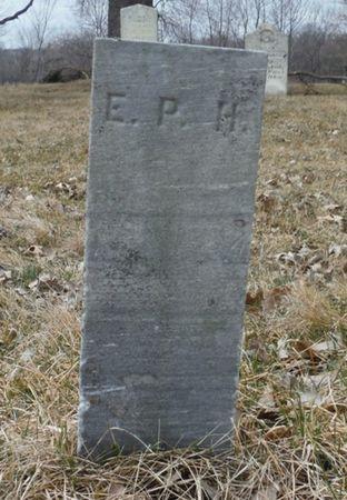 H., E. P. - Delaware County, Iowa | E. P. H.