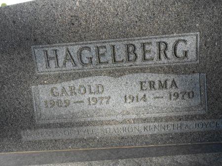 HAGELBERG, GAROLD - Delaware County, Iowa | GAROLD HAGELBERG
